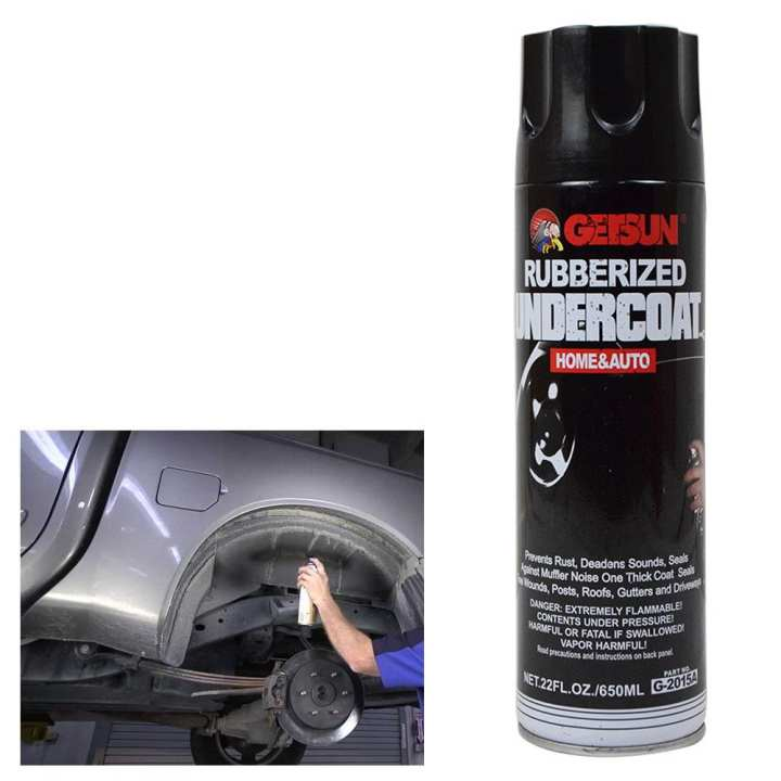 Getsun Rubberized Undercoat