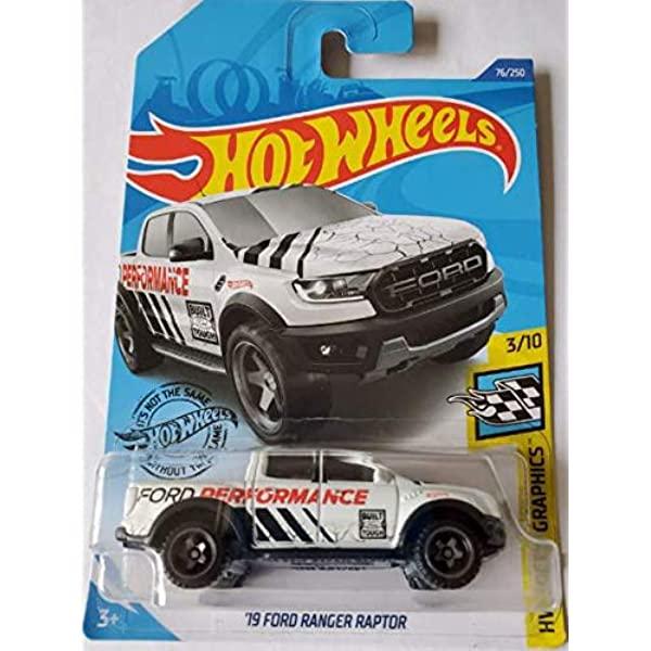 HotWheels 19 Ford Ranger - 1/64 scale Diecast