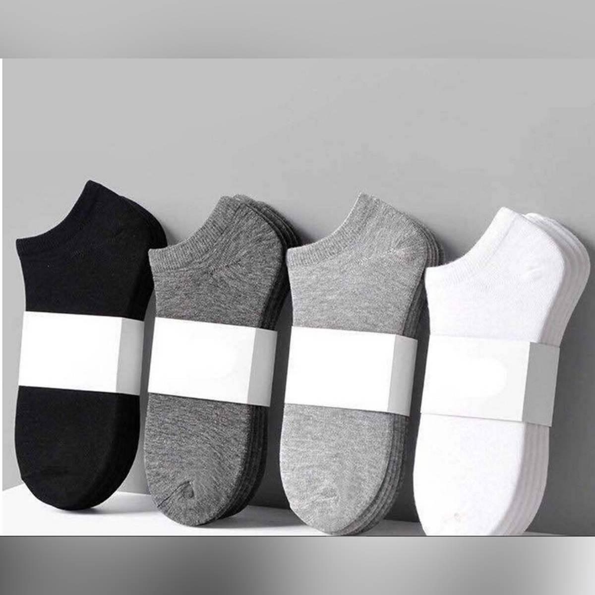 PAIRS OF 5 - SOCKS FOR MEN - Ankle socks no-show socks for men and women winter socks