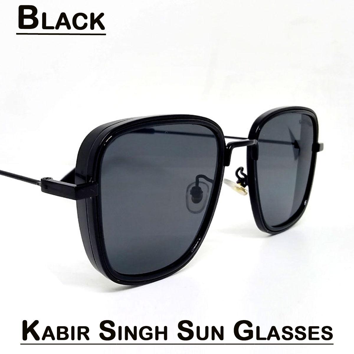 Unisex Eye Protection Sun Glasses Avengers Tony Stark Square Lens Sunglasses