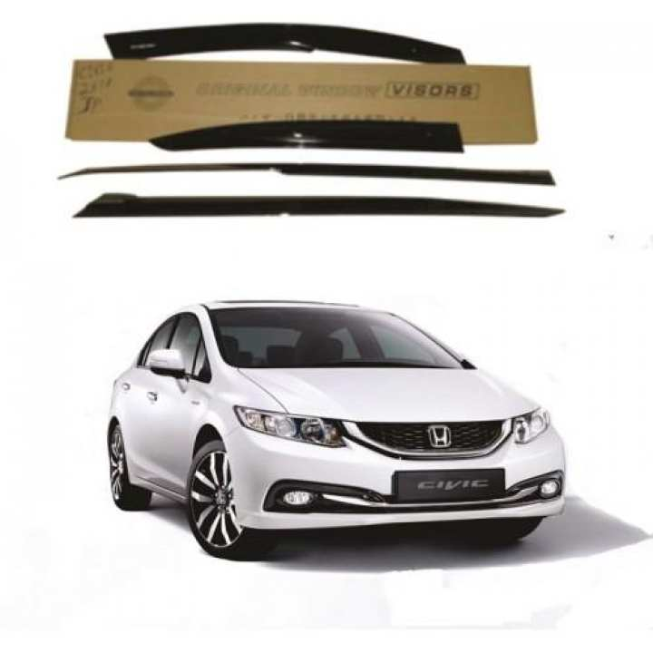 Honda civic 2013 clip air press