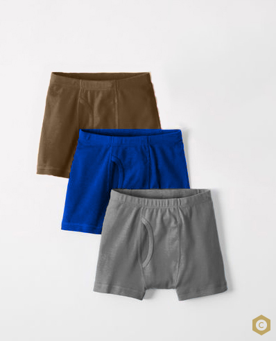 Code Boxer For Men Pack of 3 - Random Colors