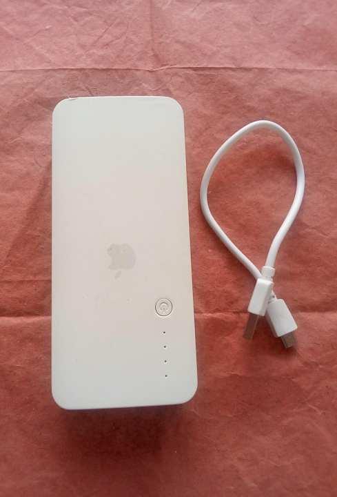 Apple Power Bank_20000 mAh - 3 USB Port
