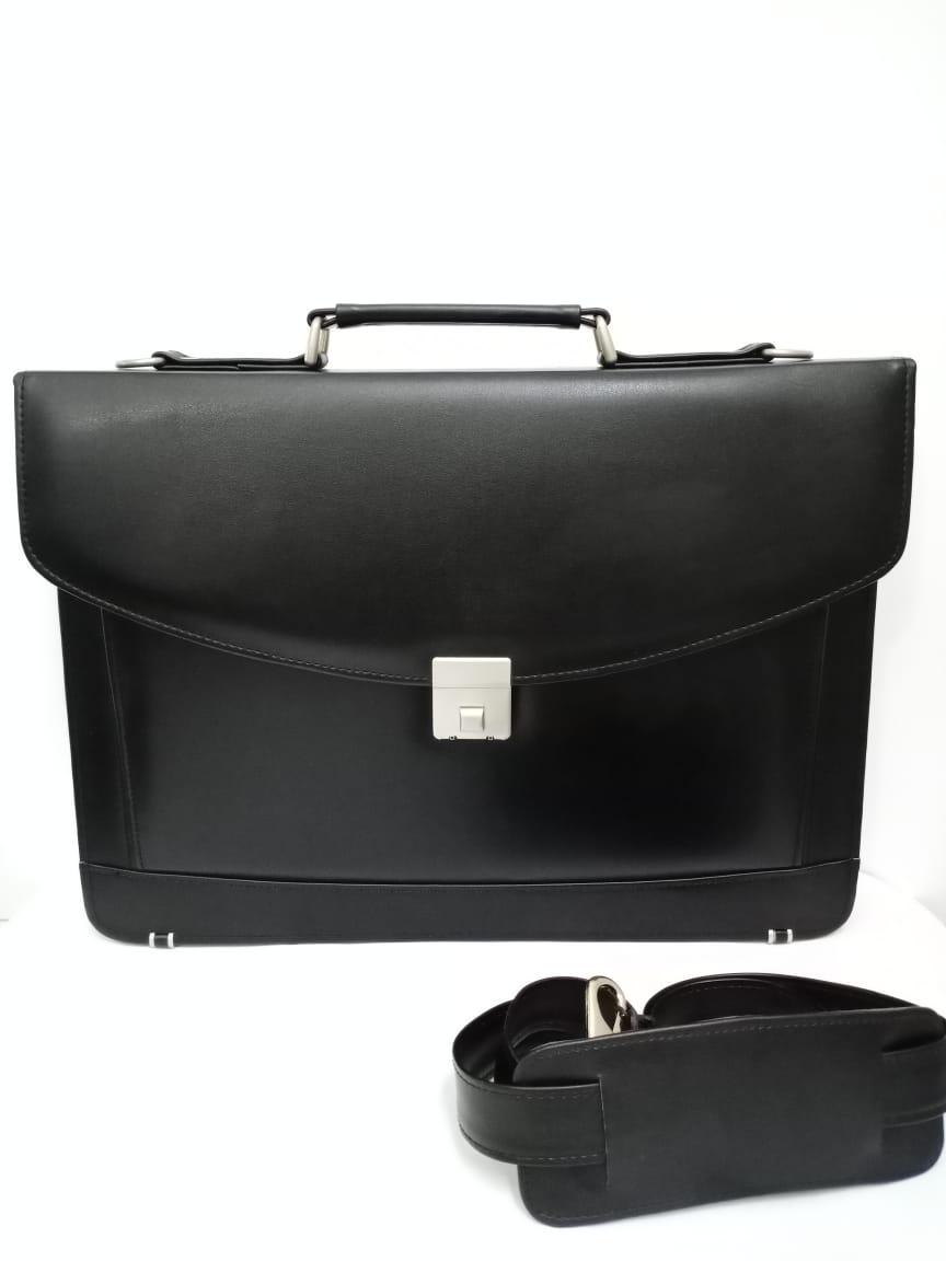 Stylish leather bag (PU) / leather men's bag / trendy bag / men office bag / executive bag / lock bag / professional bag / shoulder bag / briefcase bag / anti-theft bag / file bag/ laptop bag/ business bag/ executive PU leather bag/ file bag/ document bag