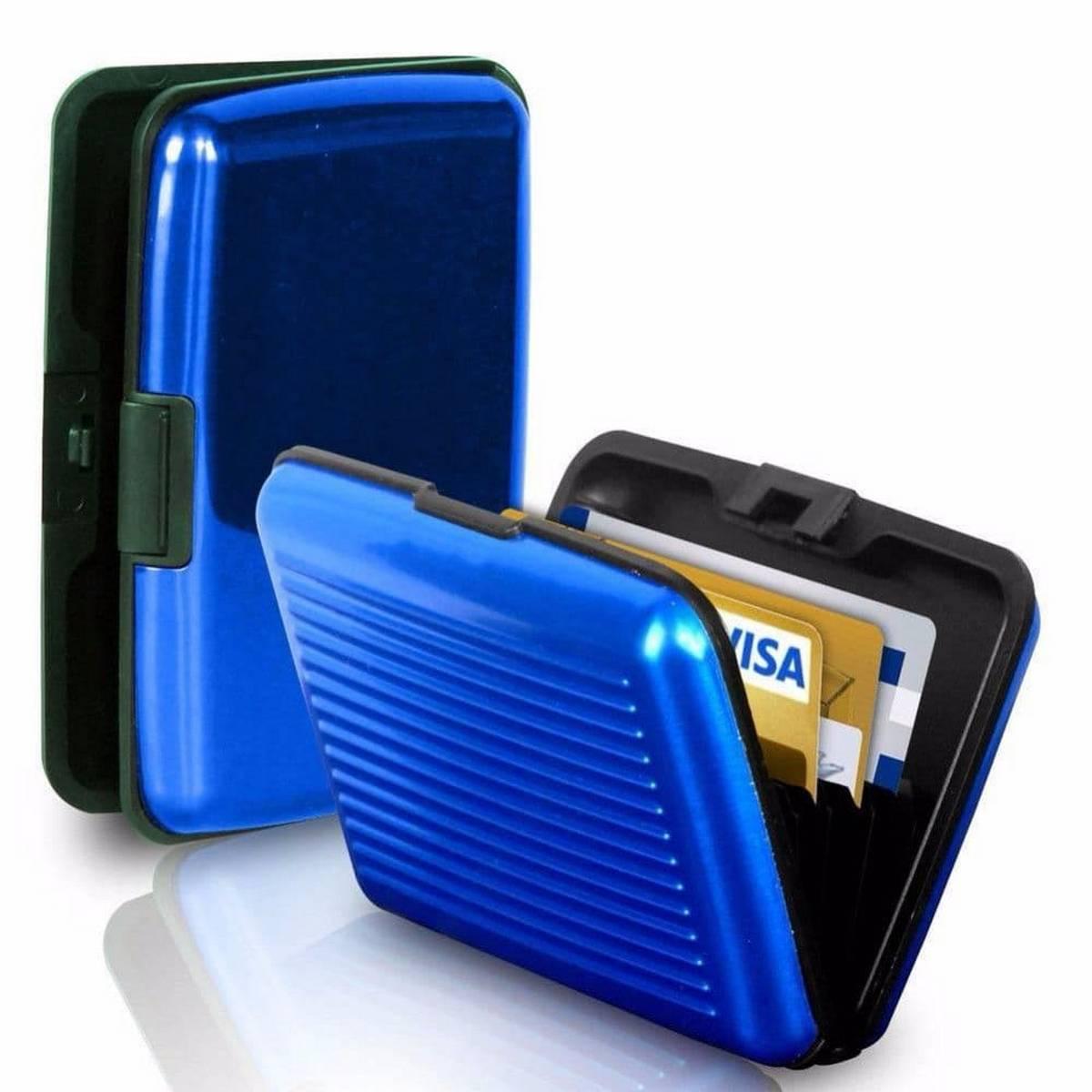 Stylish  Aluma Wallet Cash Card Holder Wallet Purse For Man and Women