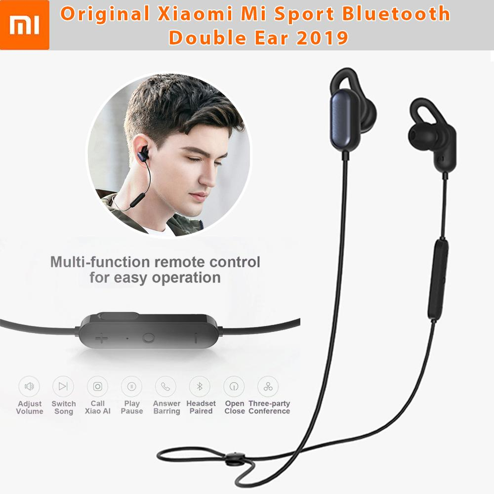 Mi Sports Bluetooth Double Ear 2019 Black Buy Online At Best Prices In Pakistan Daraz Pk