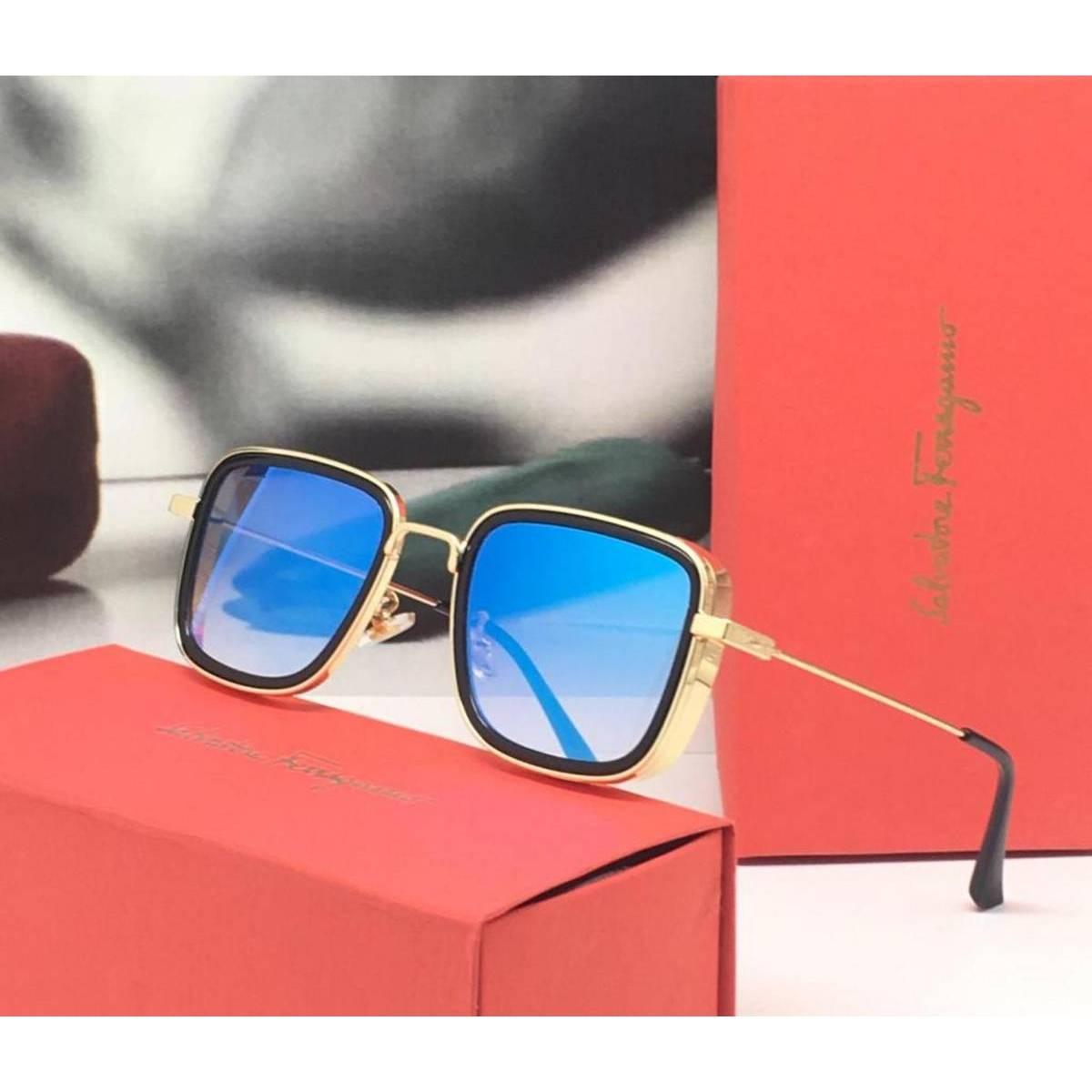 New Kabir Singh Sunglasses Men Square Sun Glasses for Men UV400 high quality