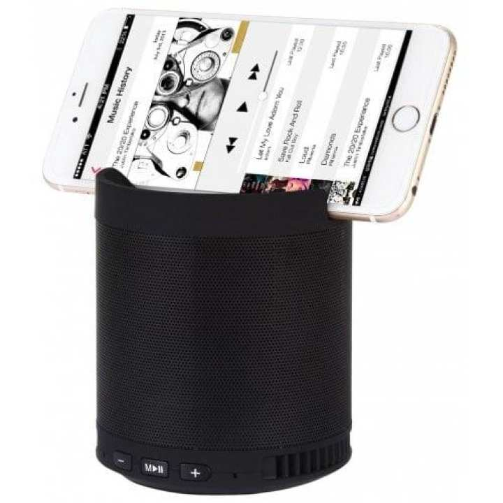 Round Speaker Shaped with Bluetooth & AUX output