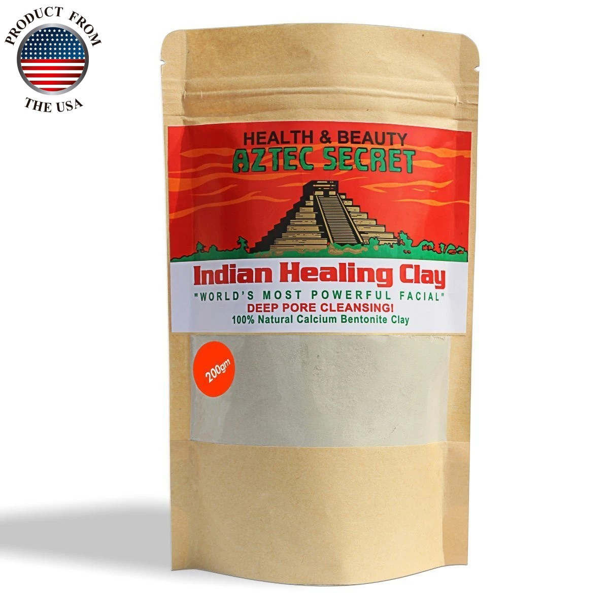 Aztec Secret Indian Healing clay 200gm Sample