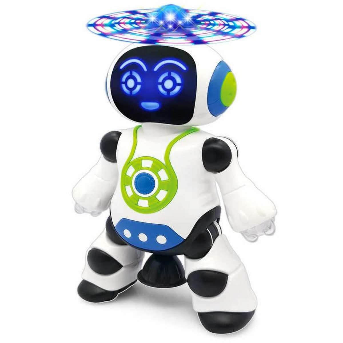 Dancing Robot With 360 Degree Moving Function