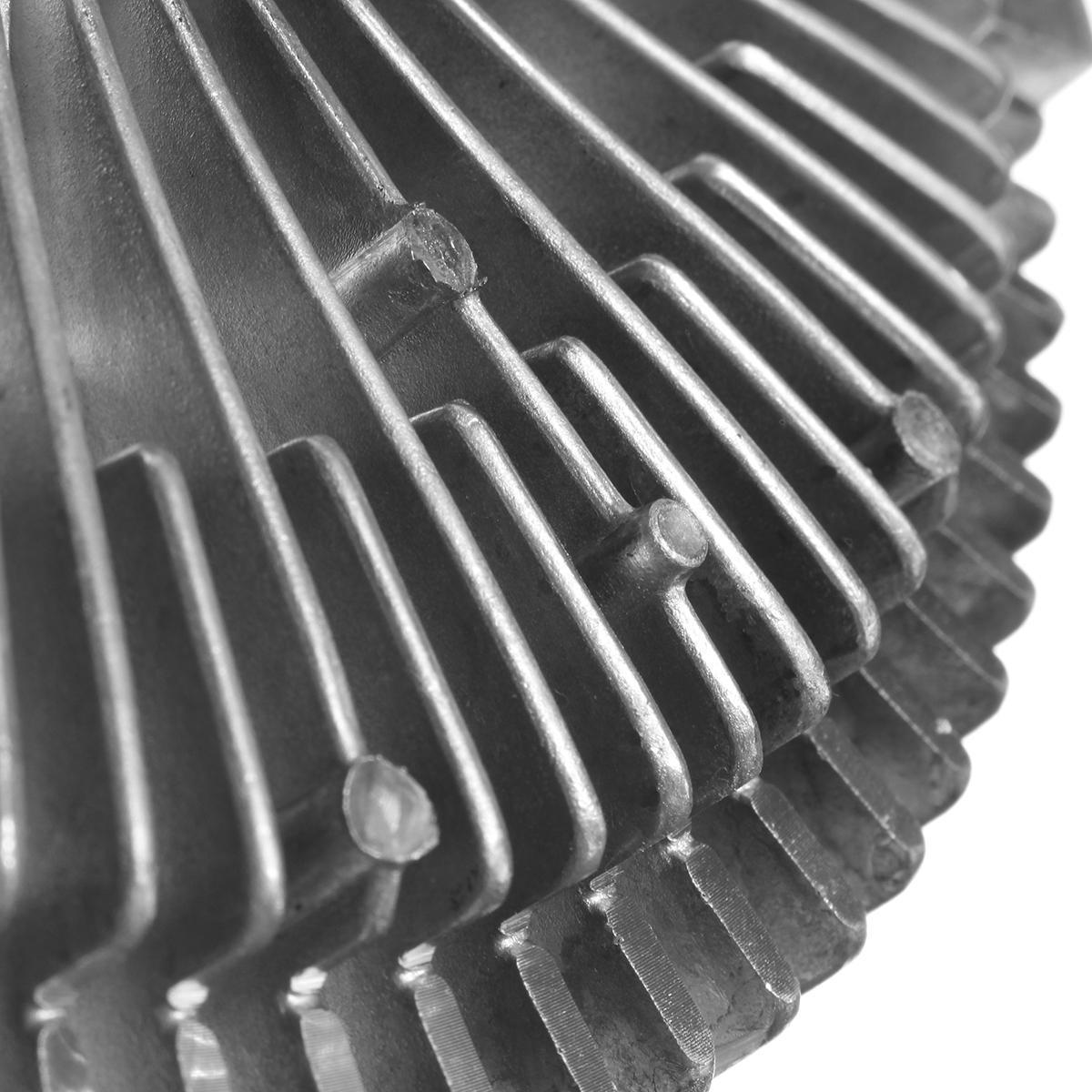 Engine Cooling Radiator Fan Clutch /& Blade Fit For BMW E46 E39 328i 535i M5