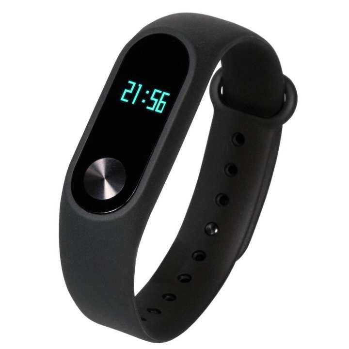 Mi Band 2 - Fitness Watch - Black