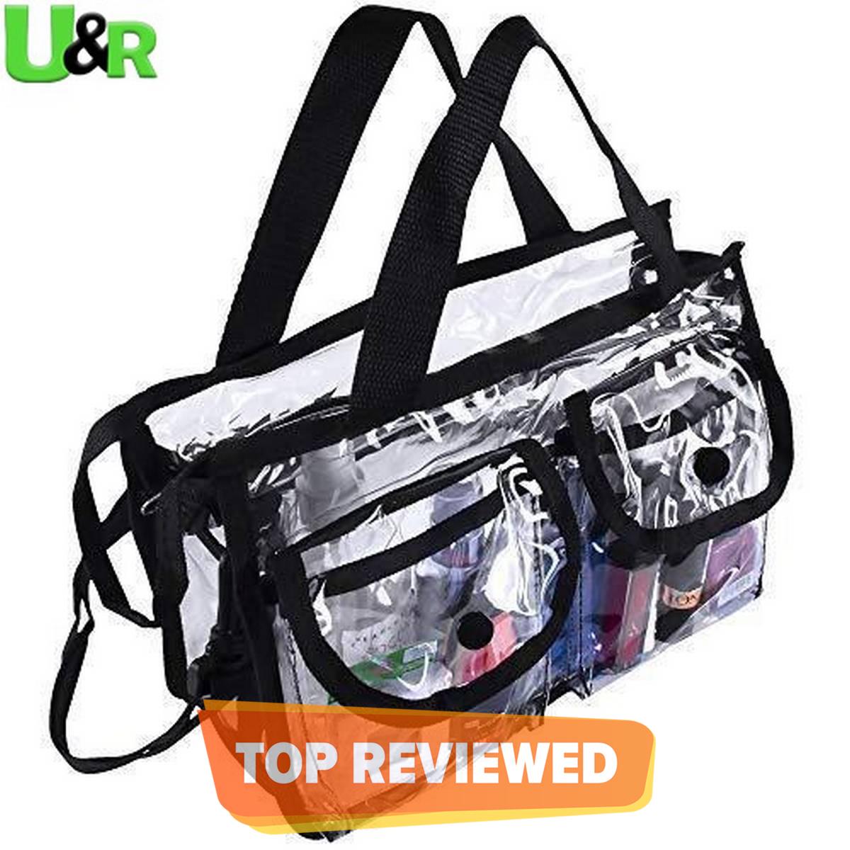 Cosmetic Bag Transparent Cosmetic Organizer
