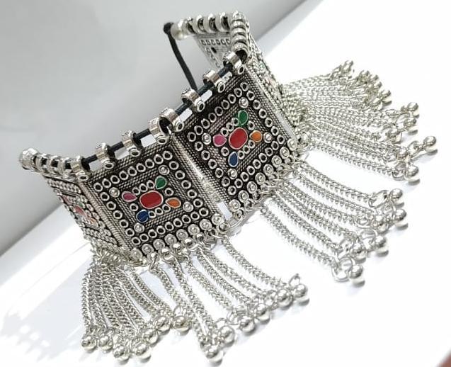 Traditional Choker Necklace Handmade Multi Theme