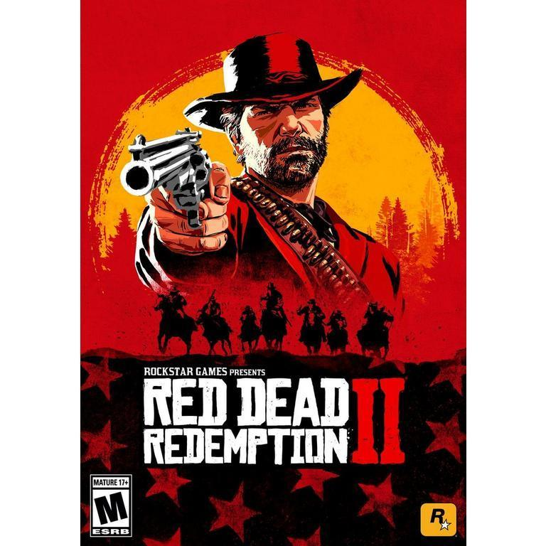Red Dead Redemption 2 Online/Offline - PC [Rockstar Social Club Key] -  Standard Edition - Warranty