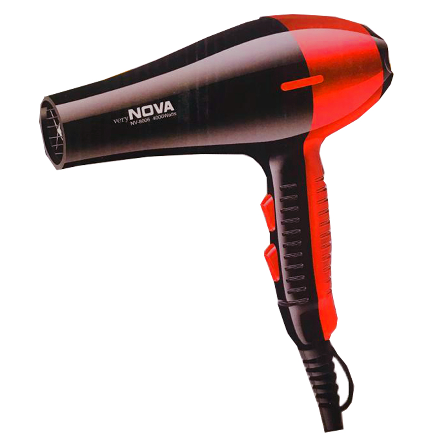 Nova Hair Dryer for Women and Men 4200W multi colour with 1 year warranty