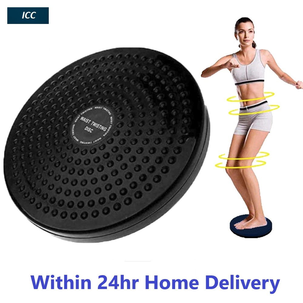 Ab Twister Disc- Tummy Twister Plate for Weight Loss- Waist Trimmer Disc