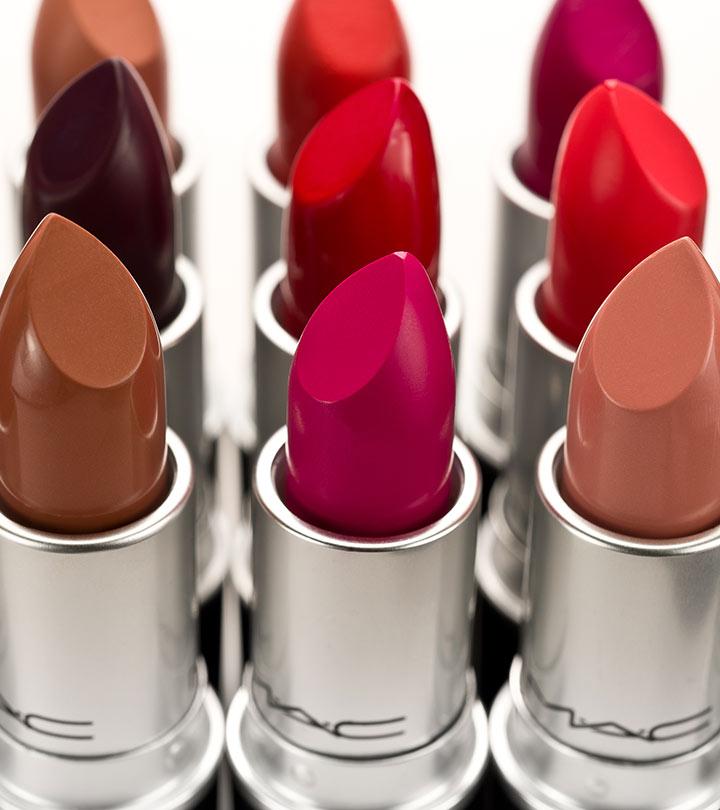 Pack Of 6 Lipsticks