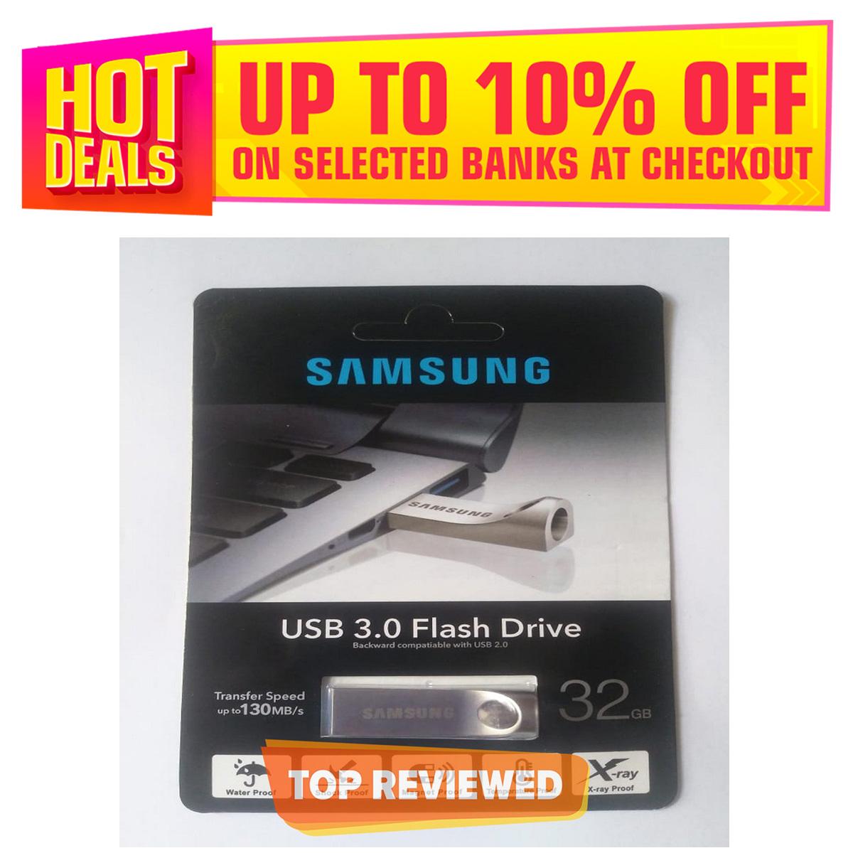 32 GB USB, High Speed 3.0 Flash Drive 32GB USB - 6-Months WARRANTY