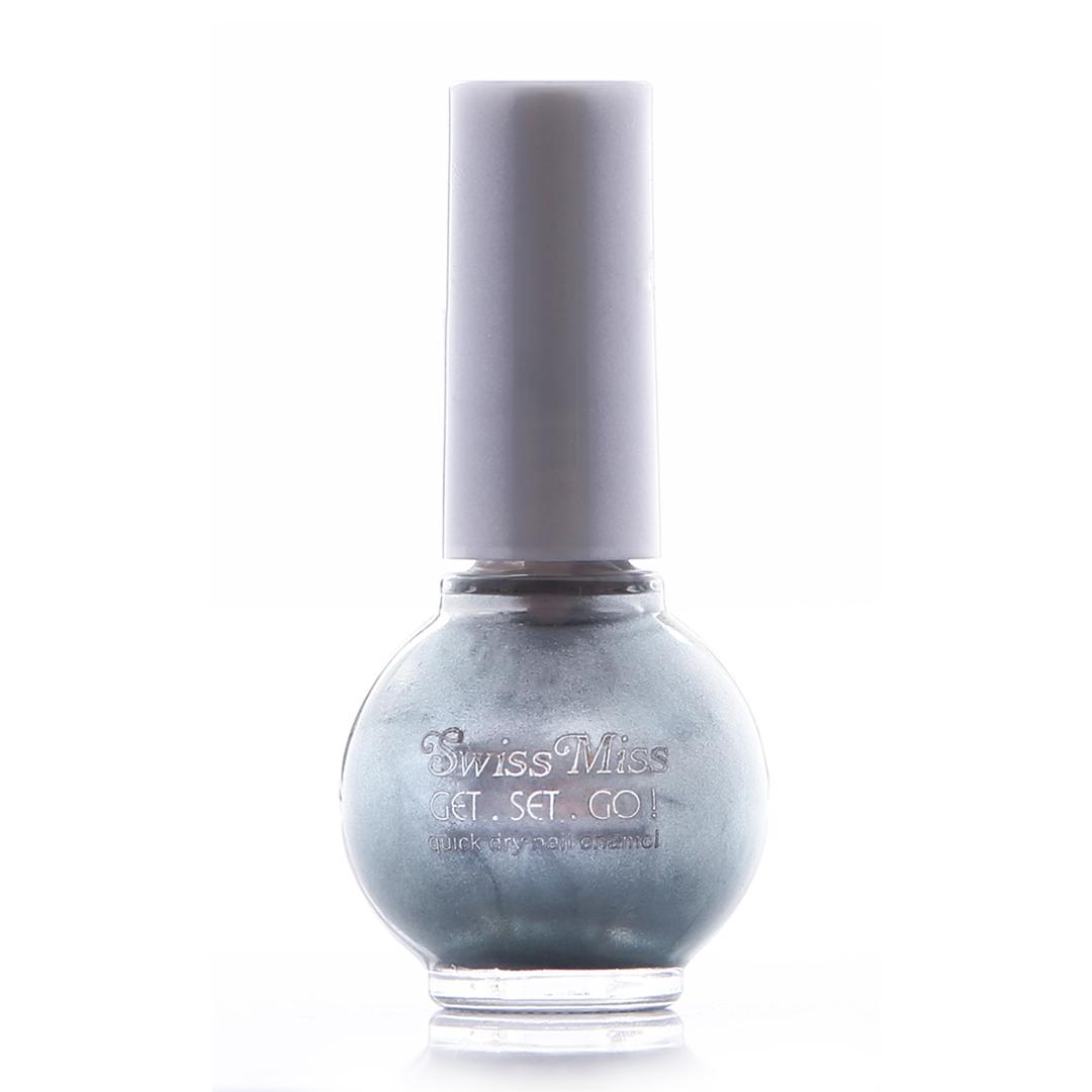 Get Set Go - Nail Enamel - Lilac Grey-802