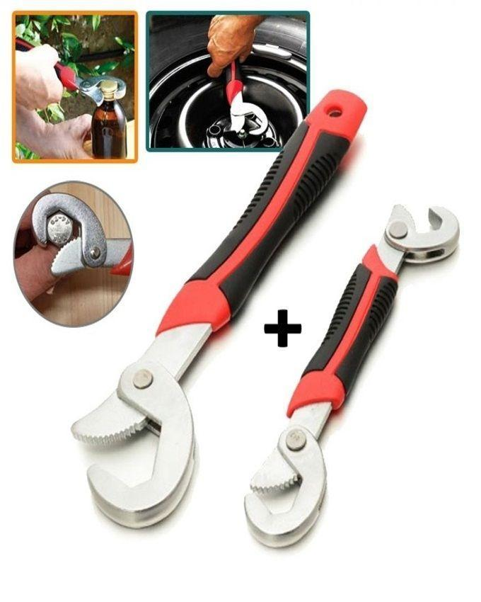 Pack of 2 - Wrenches - Snap & Grip Tool