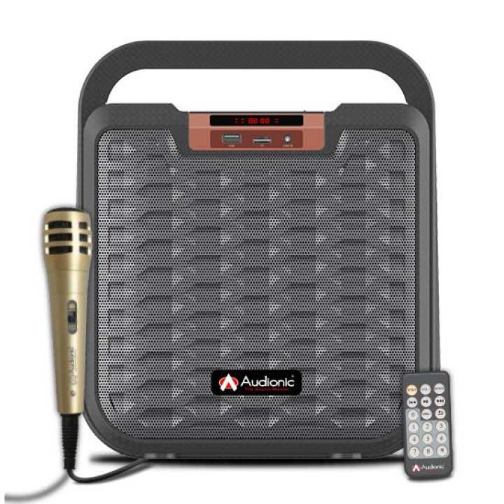 Audionic Mehfil Wireless Bluetooth Speaker with Advanced Quality Bass and Quality Sound Experience.