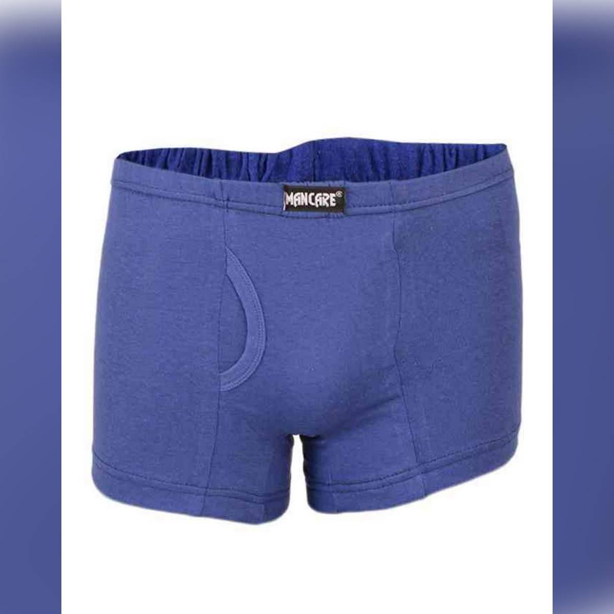 Mancare Pure Cotton Underwear for Men - Multicolour