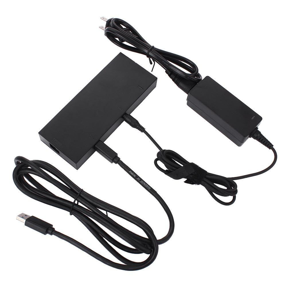 Sensor USB 2 0 Power Supply AC Adapter Plug for XBOX ONE S/X Controller