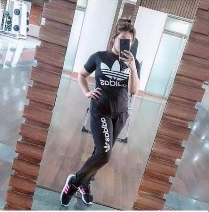Gym Track Suit For Women by The Alias