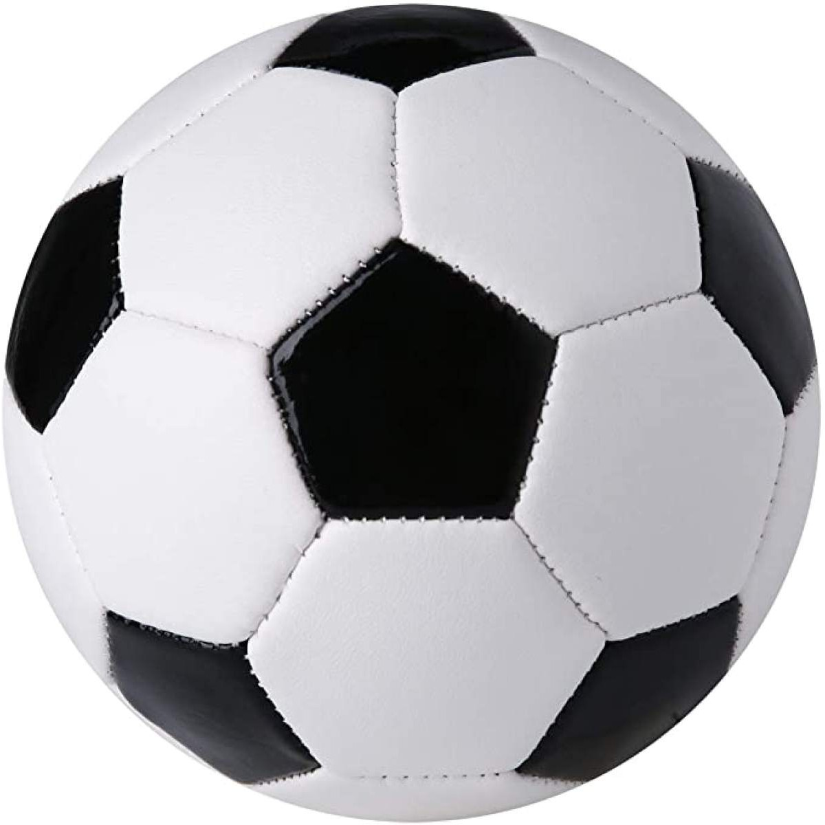 kinder toys - Beautiful Standard Size Leather - Football - Football for Professional Game, For Boys Or Kids Foot ball Games