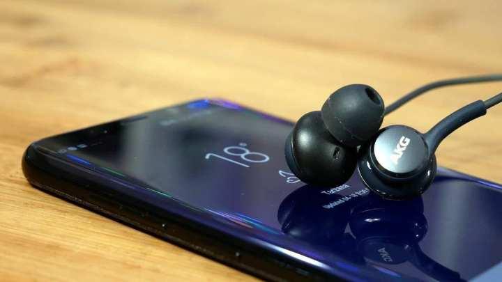 Genuine Samsung Galaxy S8 S8 Plus S9 Plus S6 S7 Note 8 AKG Headphones Earphones Handsfree 100% Original Bulk Packaging