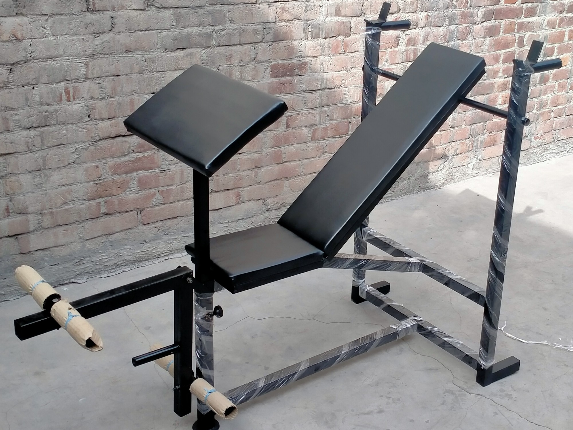 7 in 1 gym exercise bench press incline decline straight bodybuilding bench