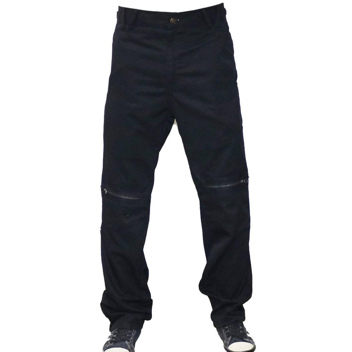 Decent Black Cargo Pants For Men - Cargo Trousers