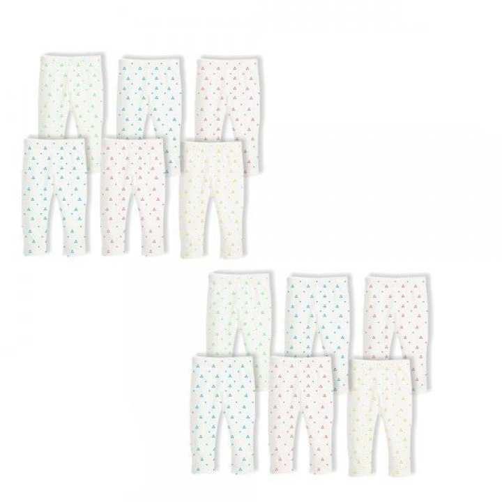 Pack of 12 Printed Pajamas