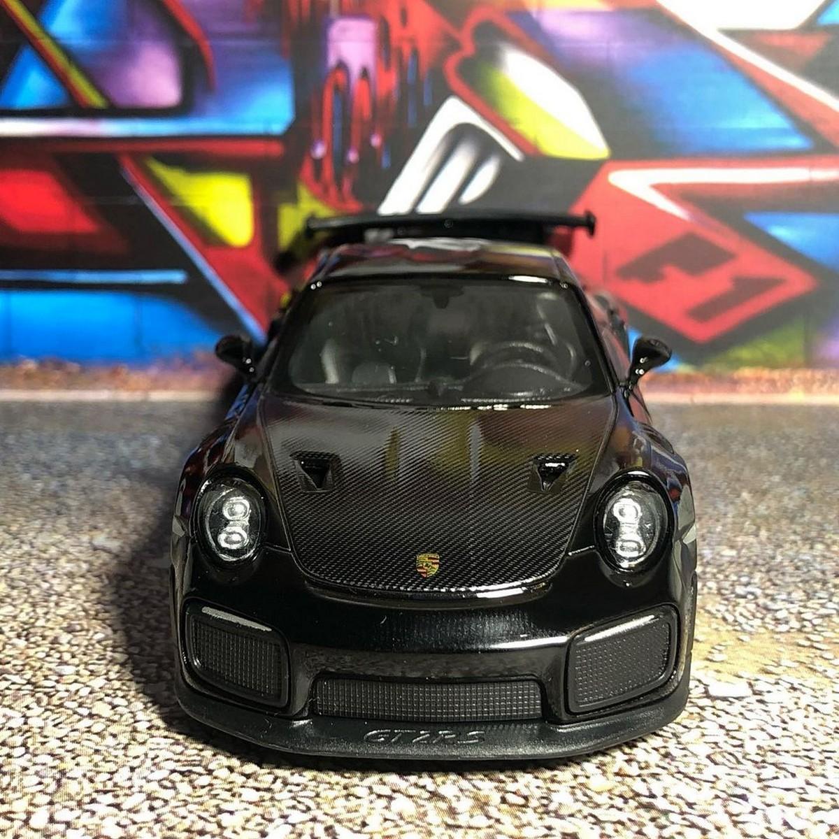Kinsmart Porsche 911 GT2 RS - 1:36 Scale diecast (5 inches)