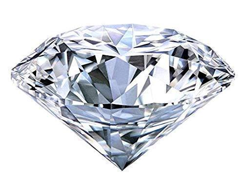 Hoor Fashion 100% Natural Zircon Stone (Diamond Cut) 100% Gemstone (Top AAA+) Quality for Unisex