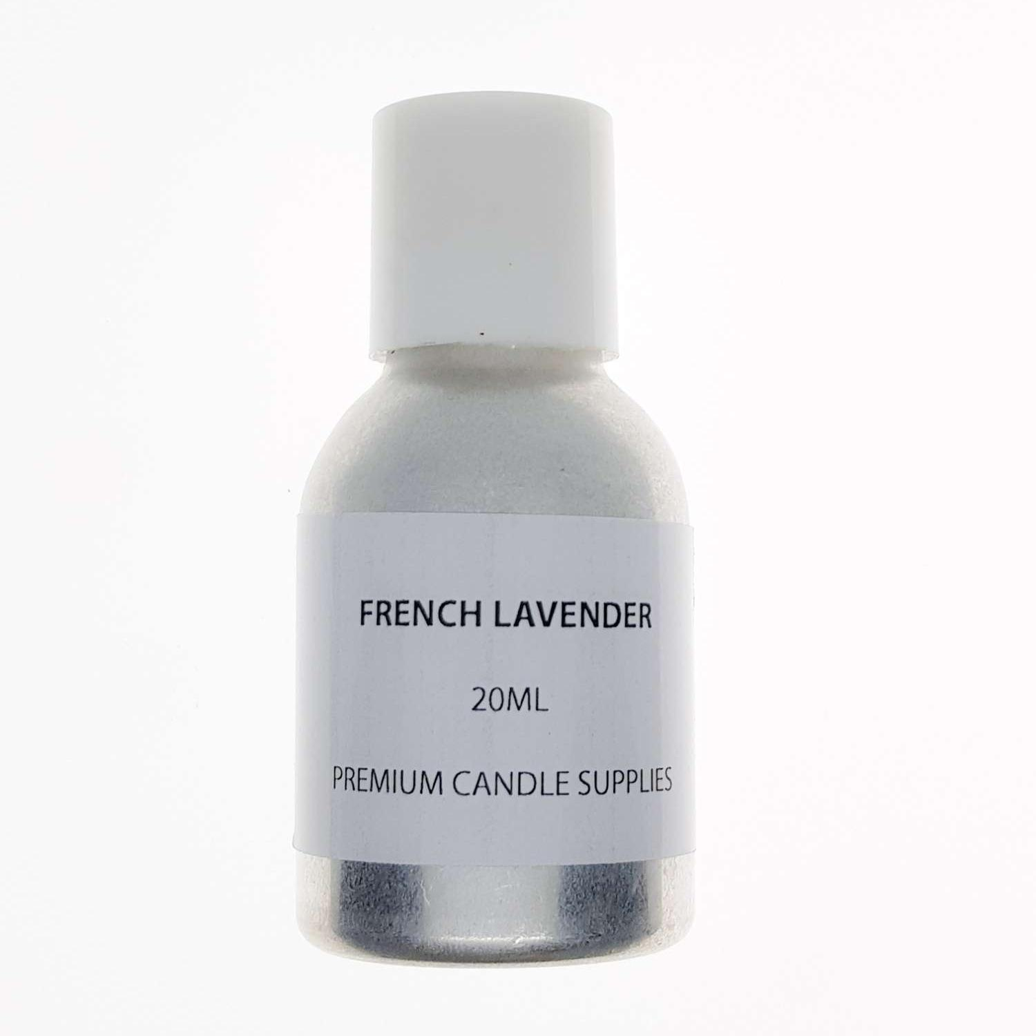 FRENCH LAVENDER 20ML - Candle Fragrance Oil - Home Diffuser Fragrance Oil