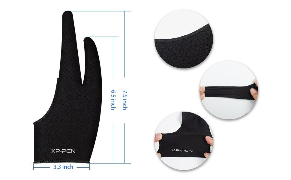 XP-Pen Anti-fouling Glove for Drawing Tablet