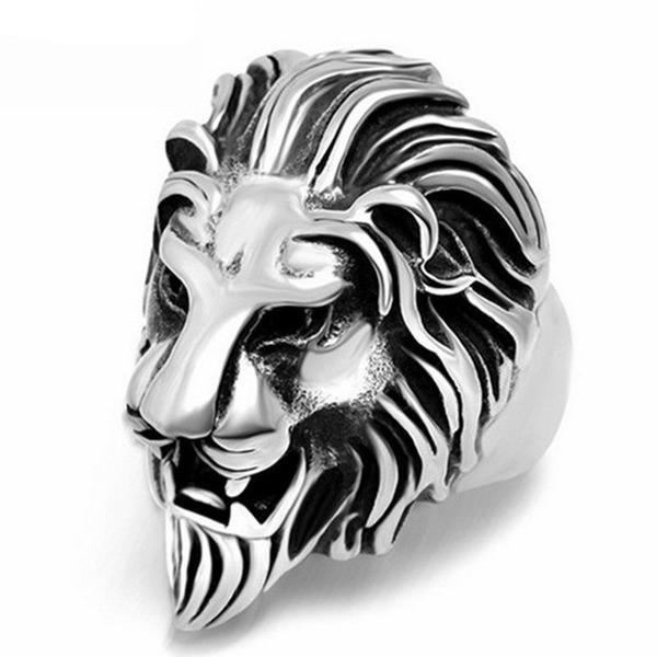 Special Lion Ring