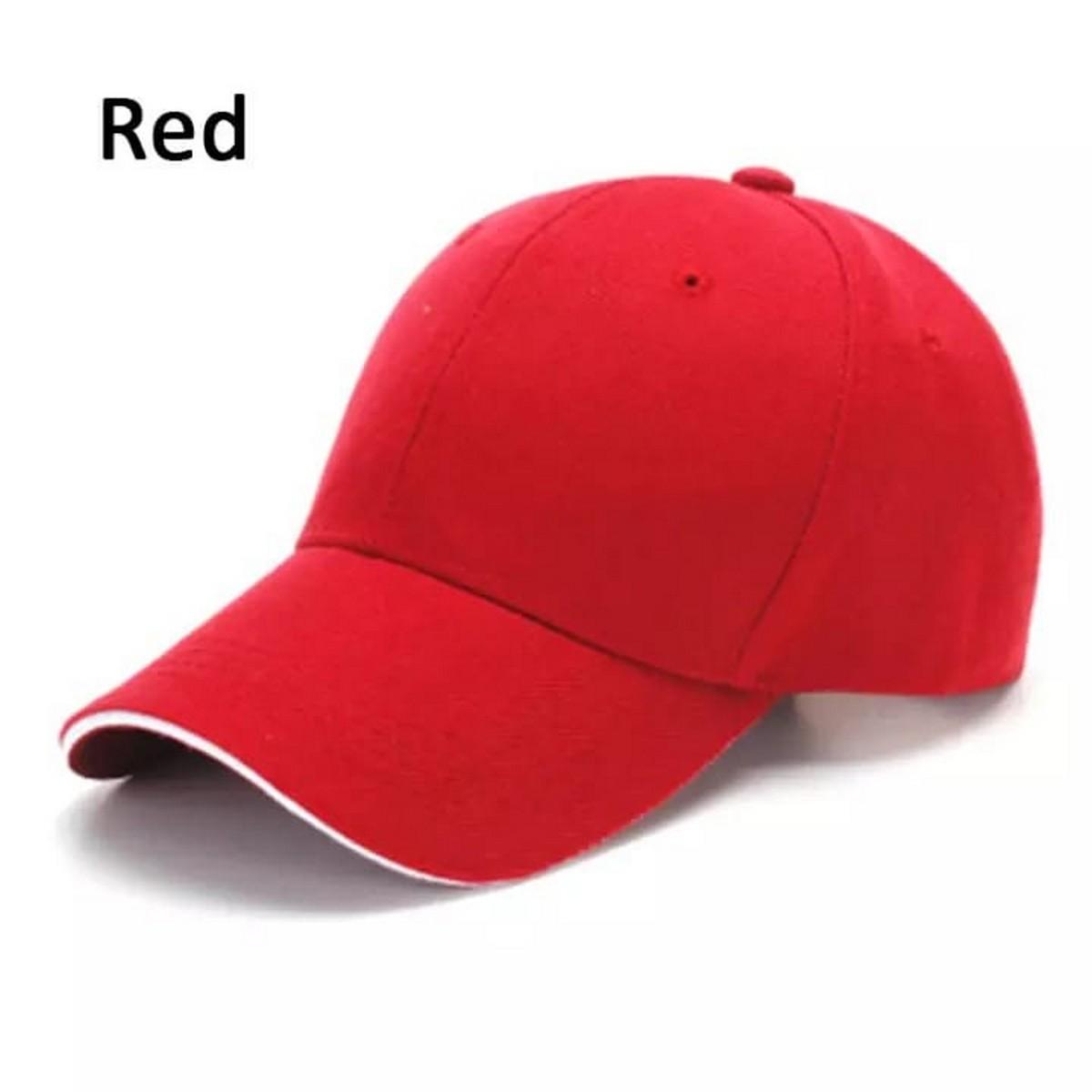 P Cap for Men Baseball Caps Cap with Adjustable Buckle Sun Hat Hats Summer Sports
