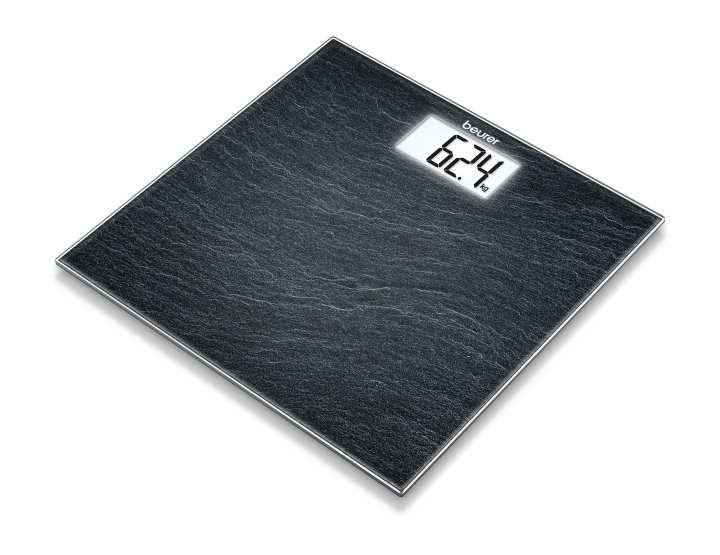 Beurer GS 203 Slate glass bathroom scale
