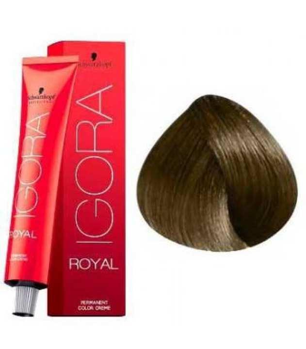 Schwarzkopf Igora Royal Natural Hair Color - Medium Blonde 7-0