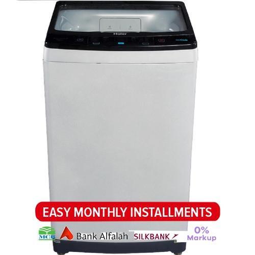 Haier - Washing Machine - Hwm 85-826 - Fully Automatic - 8.5 Kg - Grey