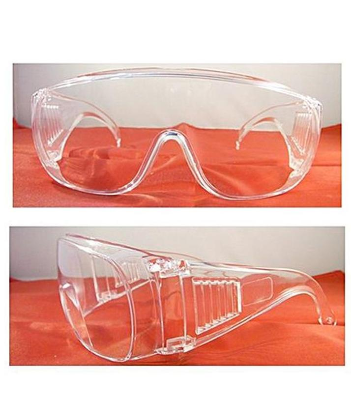 Safety Gadgets Work Safe - Safety Glasses - White