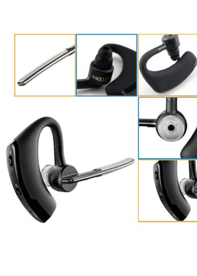 Jabra V8 Bluetooth Stereo Headset Handsfree Headphone Noise Cancelling  Earphones Universal Earbuds