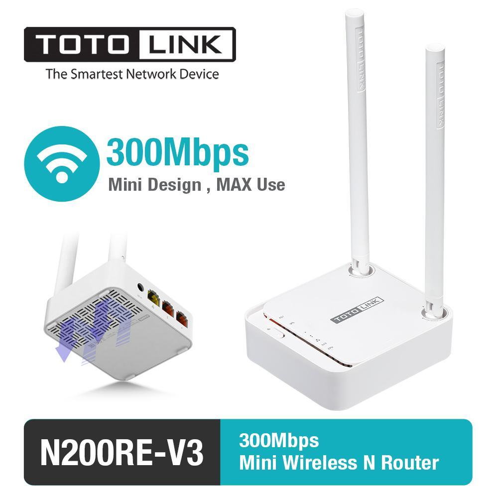 Totolink Online Store In Pakistan Usb Wireless Lan Access Control N200re V3 300mbps Mini N Router Iptv Multiple Networks For