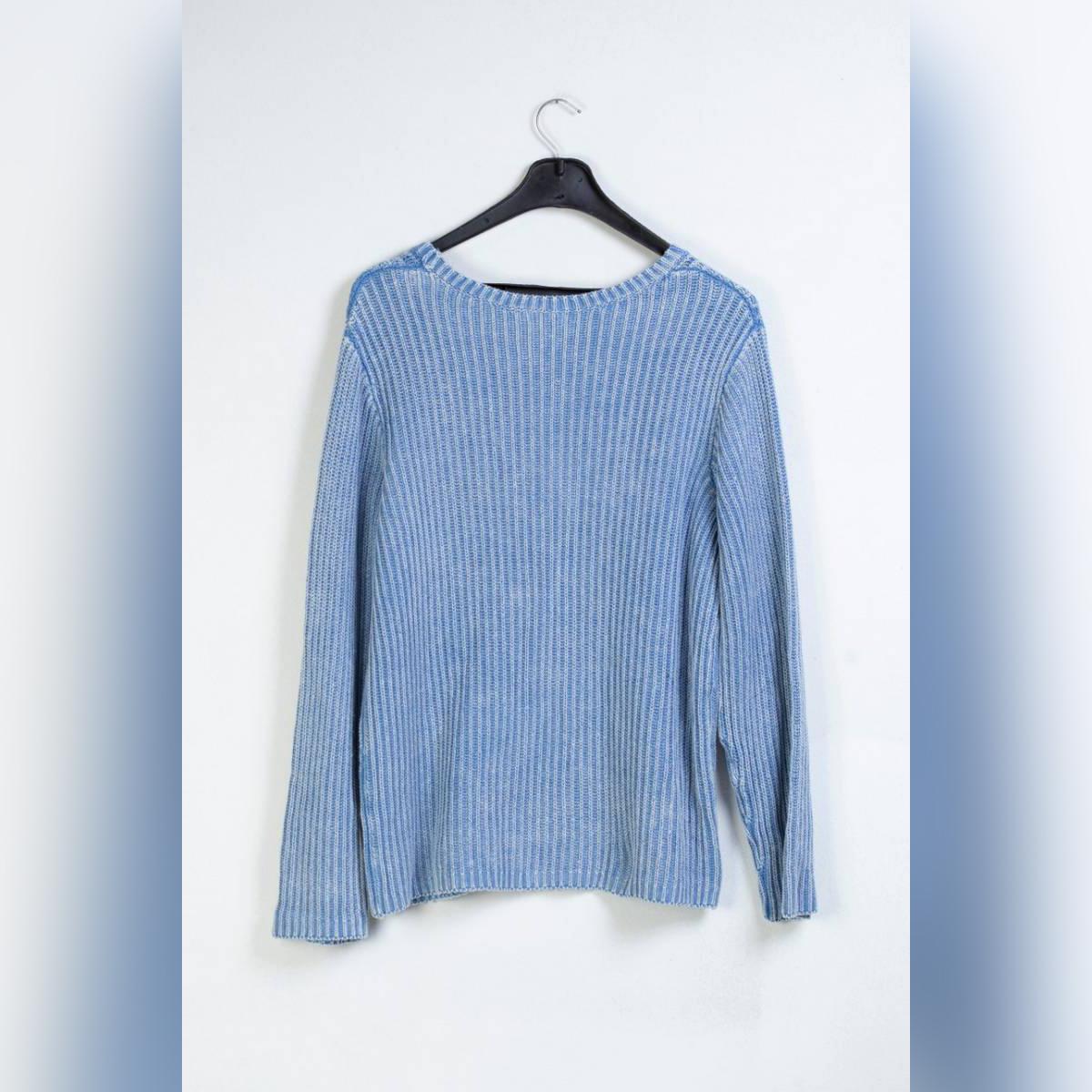 Marled Pullover Sweater Ecosmart Fleece