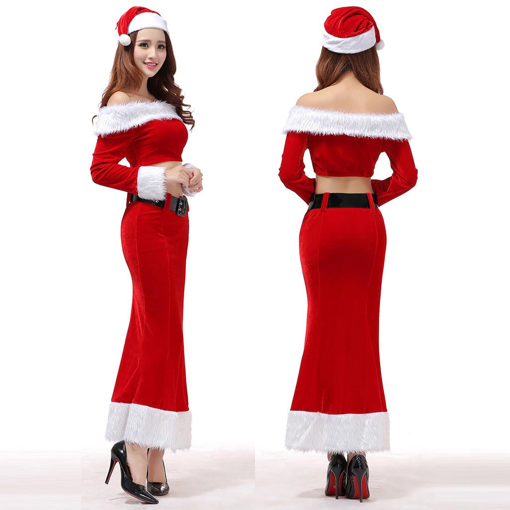 ede58f7969a Christmas Party Long Skirts