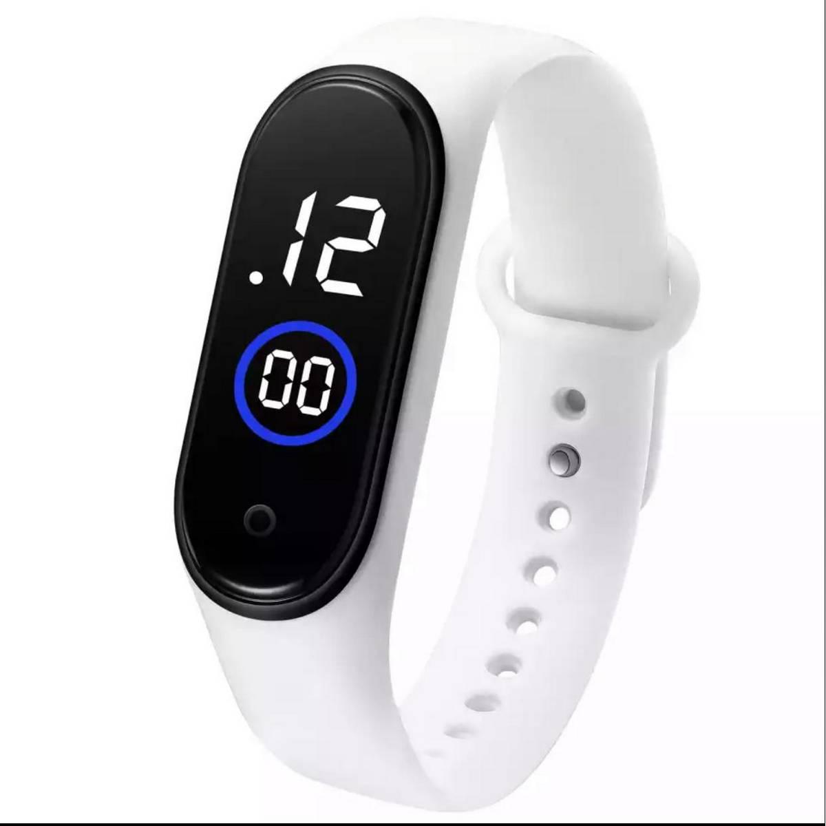 Led Bracelet Digital Watch Band