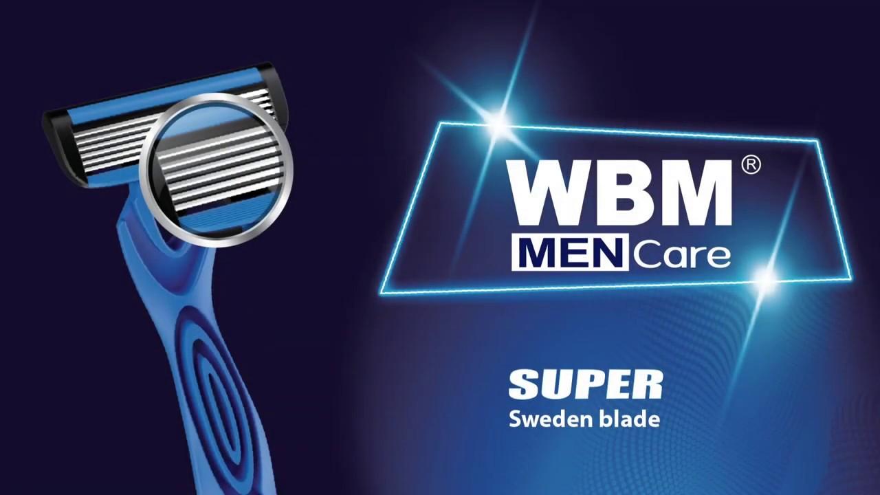 WBM Men Care Blade
